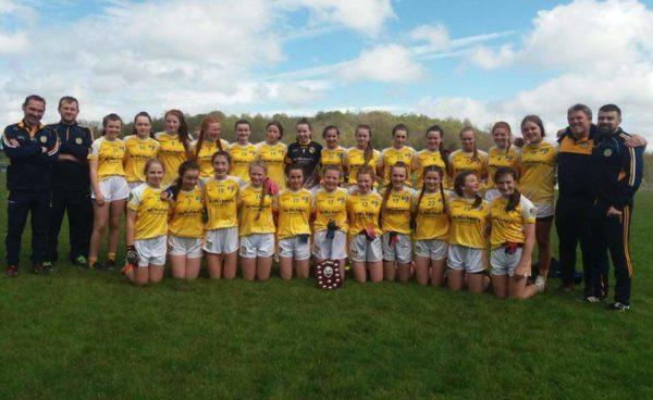 Ulster B Championship U14 Ladies Final